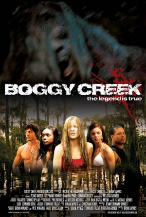 Богги Крик DVDRip / Boggy Creek