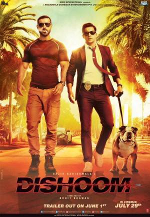 Выстрел / Dishoom