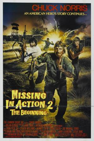 Без вести пропавшие 2: Начало / Missing in Action 2: The Beginning