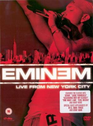 Eminem: Live from New York City (ТВ) /