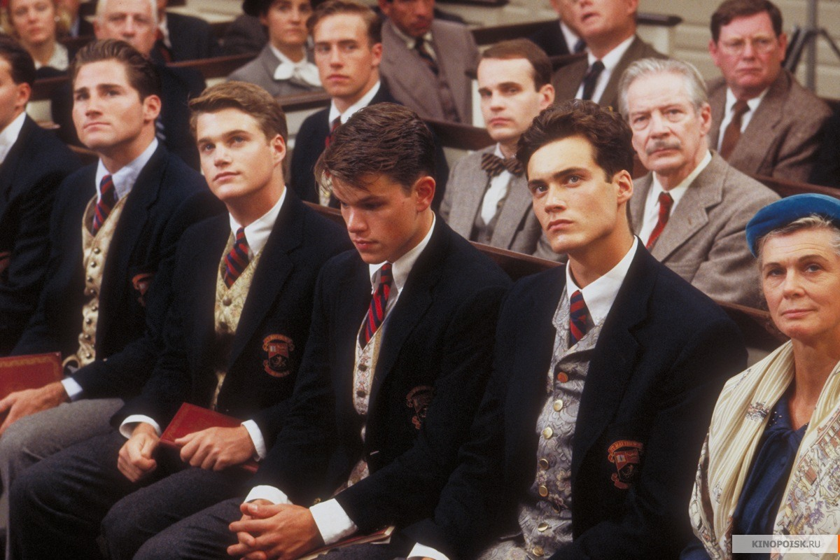 a review of school ties a 1992 movie by robert mandel Directed by robert mandel with brendan fraser  school ties (1992) was this review helpful to you.