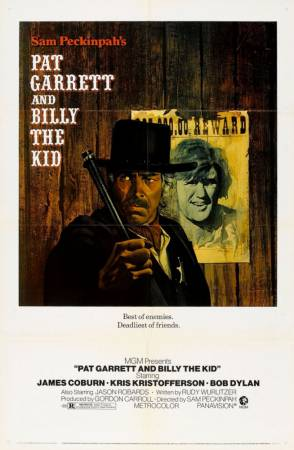 Пэт Гэрретт и Билли Кид / Pat Garrett & Billy the Kid