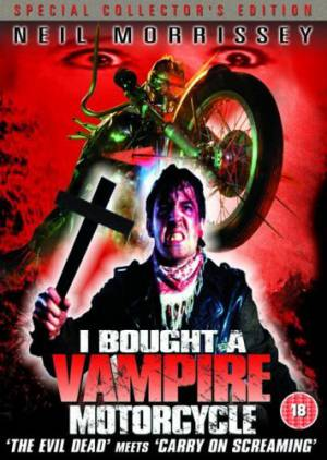 Я купил мотоцикл-вампир / I Bought a Vampire Motorcycle