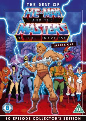 Хи-Мэн и Властелины Вселенной / He-Man and the Masters of the Universe
