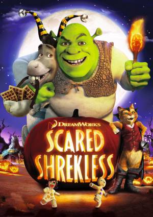 Шрек: Хэллоуин (ТВ) / Scared Shrekless