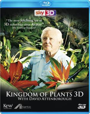 В королевстве растений с Дэвидом Аттенборо / Kingdom of Plants 3D