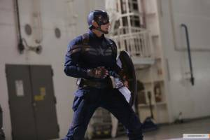 Первый мститель: Другая война / Captain America: The Winter Soldier