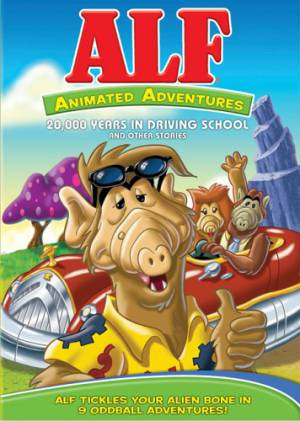 Альф: Мультсериал / ALF: The Animated Series / A.L.F.