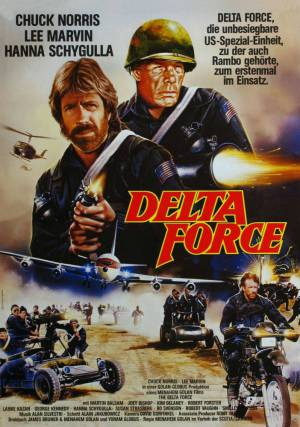 Отряд «Дельта» / The Delta Force