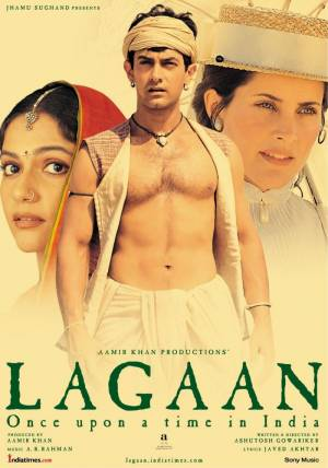 Лагаан: Однажды в Индии / Lagaan: Once Upon a Time in India