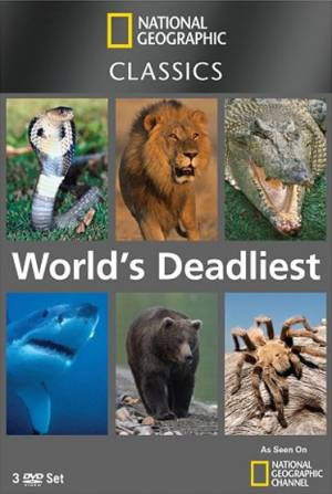National Geographic: Самые опасные животные / Worlds deadliest animals