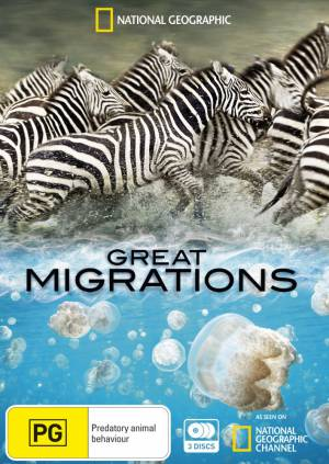 National Geographic. Великие миграции / Great Migrations