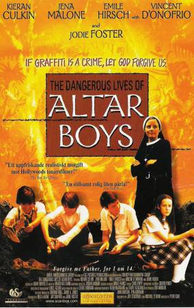 Опасные игры / The Dangerous Lives of Altar Boys