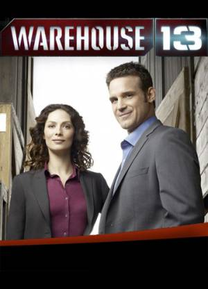 Хранилище 13 / Warehouse 13