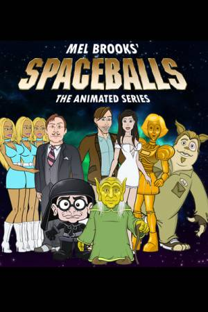 Космобольцы / Spaceballs: The Animated Series