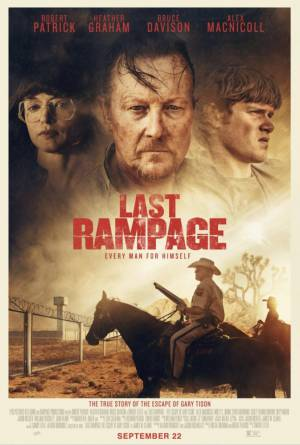 Последняя ярость / Last Rampage: The Escape of Gary Tison