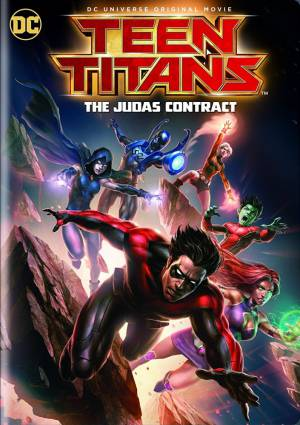 Юные Титаны: Контракт Иуды (видео) / Teen Titans: The Judas Contract