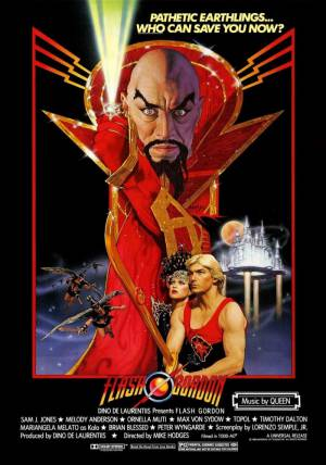 Флэш Гордон / Flash Gordon