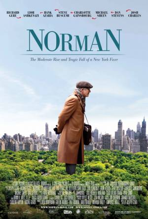 Стратегия Оппенгеймера / Norman: The Moderate Rise and Tragic Fall of a New York Fixer