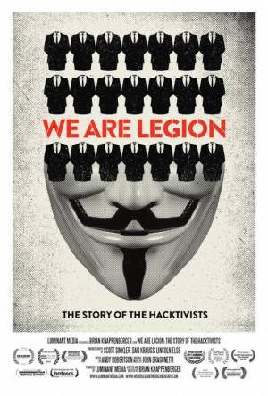 Имя нам легион: История хактивизма / We Are Legion: The Story of the Hacktivists