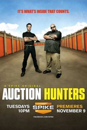 Охотники за реликвиями / Auction Hunters