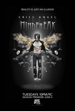 Магия Криса Энджела / Criss Angel Mindfreak
