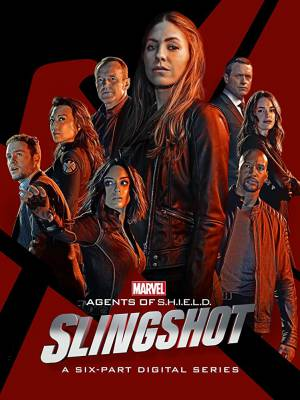 Агенты «Щ.И.Т.»: Йо-йо / Agents of S.H.I.E.L.D.: Slingshot