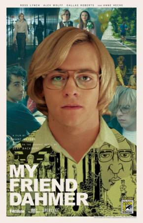 Мой друг Дамер / My Friend Dahmer