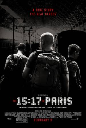 Поезд на Париж / The 15:17 to Paris