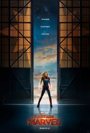 Капитан Марвел / Captain Marvel